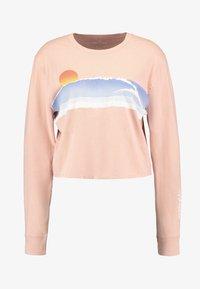 Hollister Co. - LONG SLEEVE IMAGERY  - Camiseta de manga larga - pink - 4