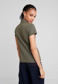 Hollister Co. - CORE  - Polo shirt - olive - 2