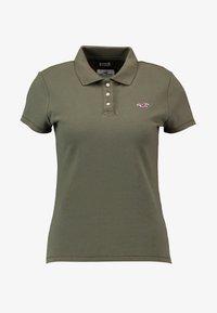 Hollister Co. - CORE  - Polo shirt - olive - 3