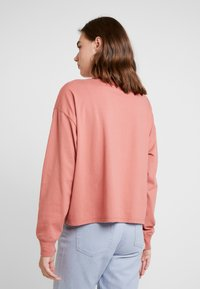 Hollister Co. - LONG SLEEVE DESTINATION - Camiseta de manga larga - pink - 2