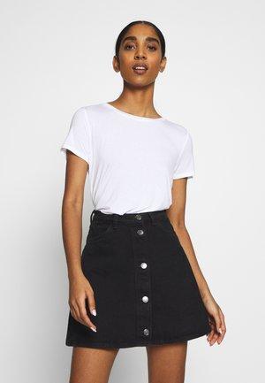 EASY CREW  - T-shirt basic - white
