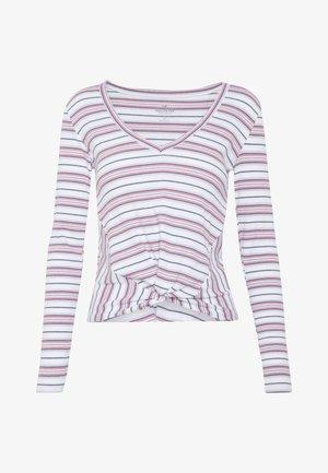 LETTUCE - T-shirt à manches longues - white