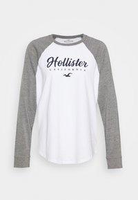 Hollister Co. - SPORTY - Langarmshirt - grey - 4