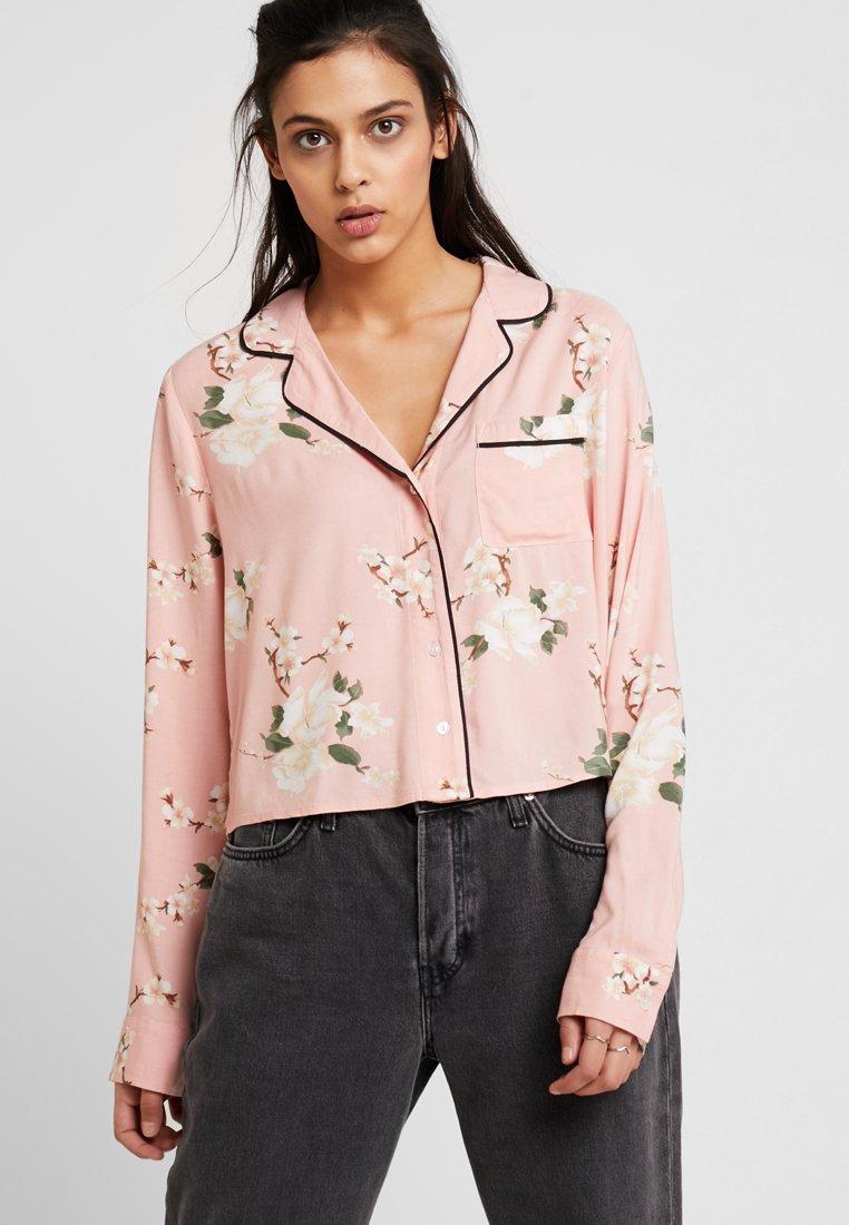 Hollister Co. - PAJAMA - Košile - pink