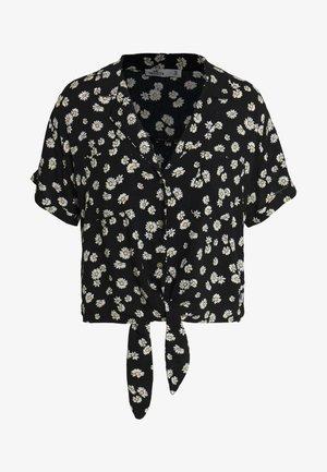 RESORT SHIRT - Skjorte - black