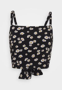 Hollister Co. - BARE CHASE - Top - black - 0
