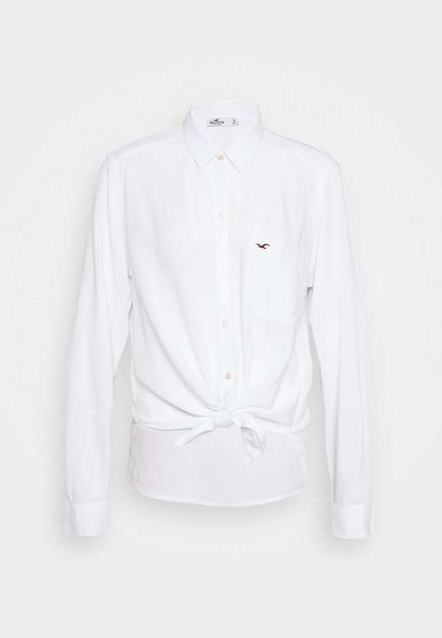 Skjorta - white texture