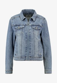 Hollister Co. - CLASSIC JACKET - Spijkerjas - blue denim - 3