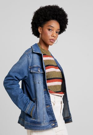 BOYFRIEND JACKET - Giacca di jeans - blue denim