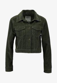 Hollister Co. - CROPPED JACKET - Summer jacket - olive - 3