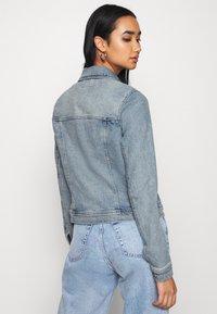Hollister Co. - CLASSIC JACKET - Denim jacket - medium wash denim - 2