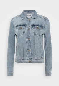 Hollister Co. - CLASSIC JACKET - Denim jacket - medium wash denim - 4