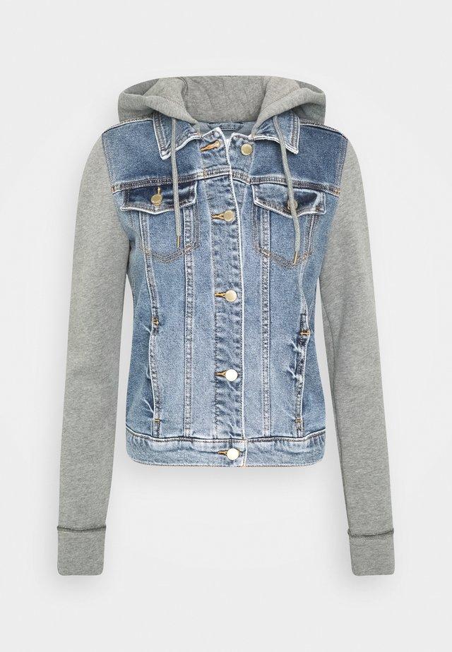 Denim jacket - medium wash