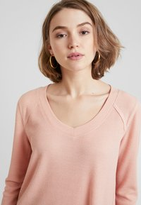 Hollister Co. - LONG SLEEVE EASY - Long sleeved top - canyon rose - 3