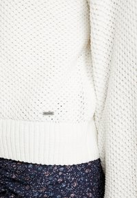 Hollister Co. - MATTE MOCK - Jumper - white - 4