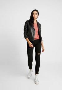 Hollister Co. - TWIST BACK - Pullover - canyon rose - 1