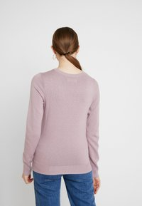 Hollister Co. - ICON CREW - Jumper - lilac - 2