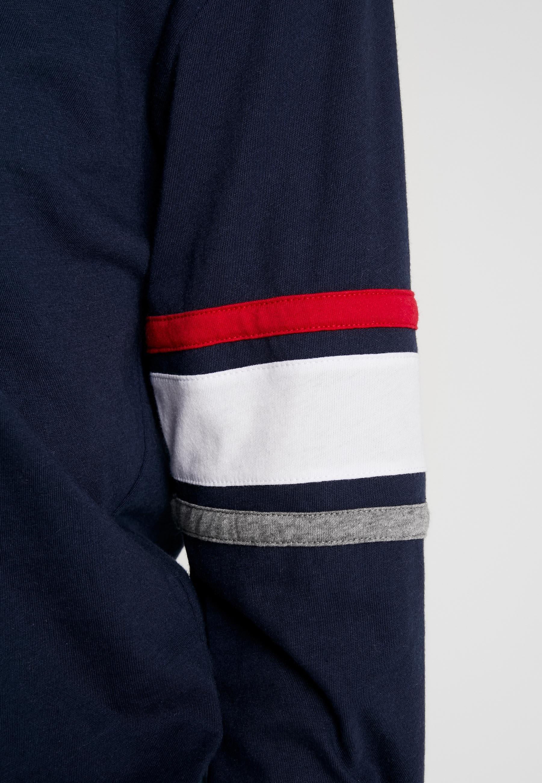 Hollister Co. HOODIE - Bluzka z długim rękawem - navy