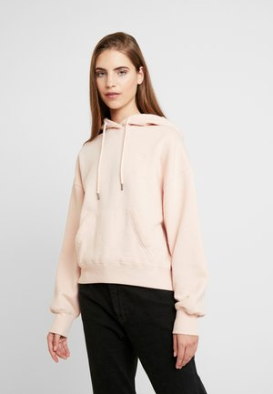 CHASE ICON POPOVER - Hoodie - peach