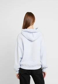 Hollister Co. - CHASE ICON POPOVER - Sweat à capuche - xenon blue - 2