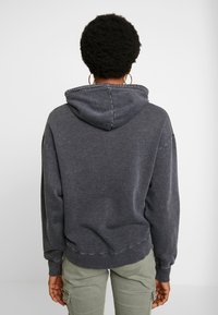 Hollister Co. - CHASE ICON POPOVER - Hoodie - black - 2