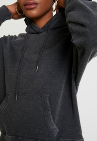 Hollister Co. - CHASE ICON POPOVER - Hoodie - black - 5