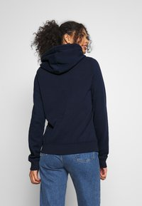 Hollister Co. - Bluza z kapturem - navy