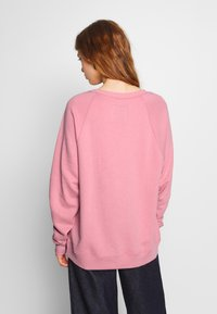 Hollister Co. - ICON CREW - Mikina - dusty rose - 2