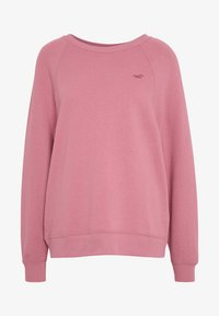 Hollister Co. - ICON CREW - Mikina - dusty rose - 3