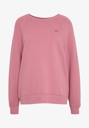 ICON CREW - Sweatshirts - dusty rose