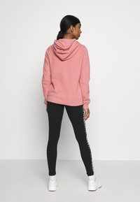 Hollister Co. - Jersey con capucha - pink - 2