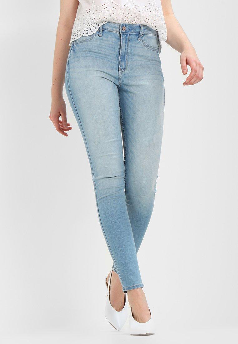 Hollister Co. - Jeans Skinny Fit - light blue denim