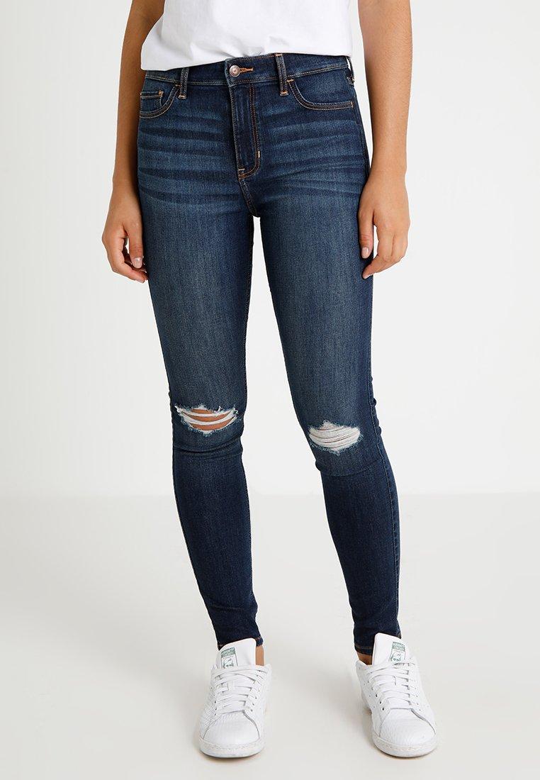 Hollister Co. - Jeans Skinny Fit - dark blue
