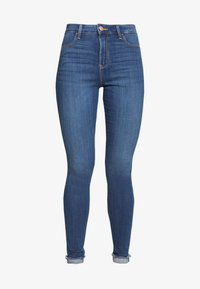 Hollister Co. - CURVY - Jeans Skinny Fit - medium - 4