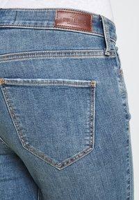 Hollister Co. - Skinny džíny - denim - 5