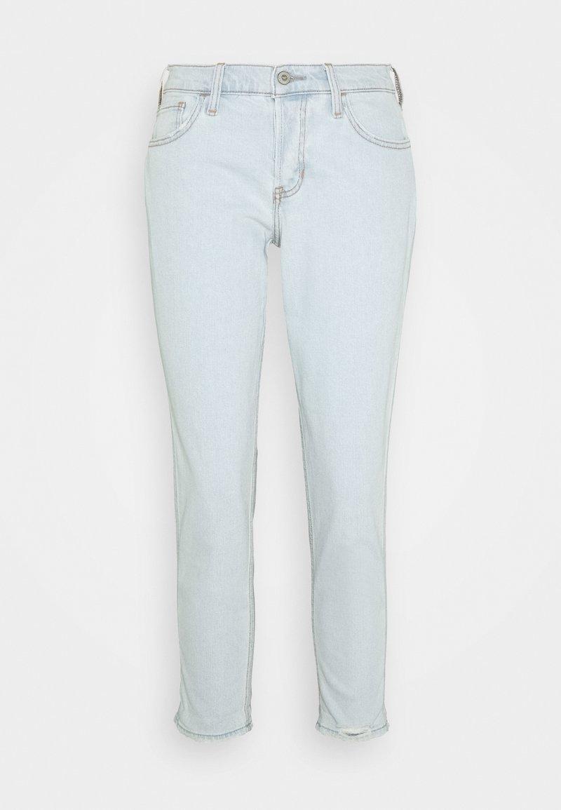 Hollister Co. - WHISKERLESS  - Jeans slim fit - light-blue denim