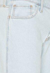 Hollister Co. - WHISKERLESS  - Jeans slim fit - light-blue denim - 2