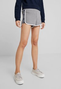 Hollister Co. - Shorts - grey - 0