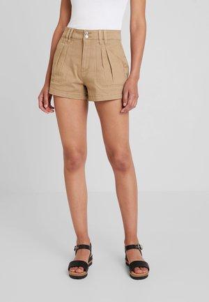 ULTRA HIGH - Shorts - tan