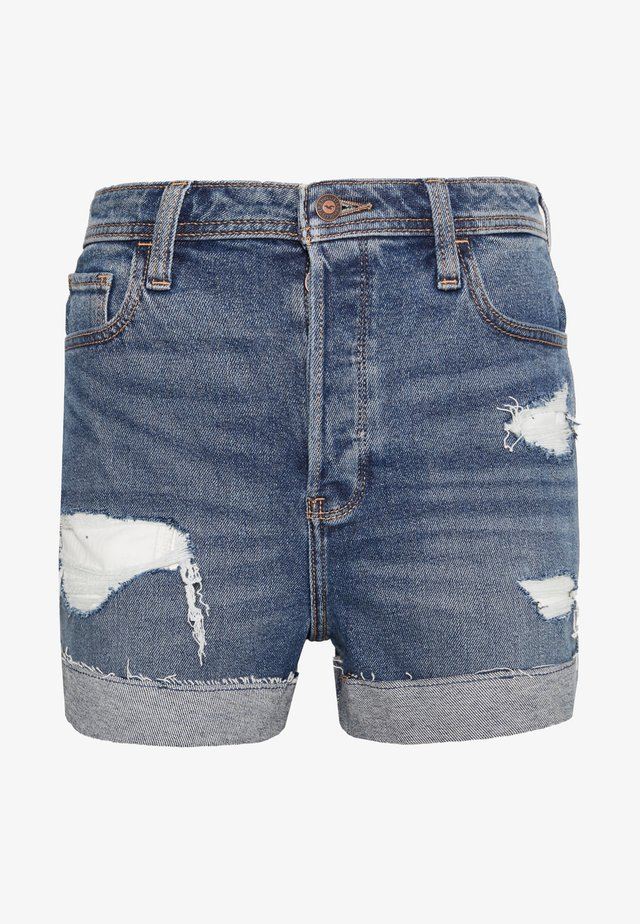 MOM DESTROY  - Jeansshorts - medium destroy