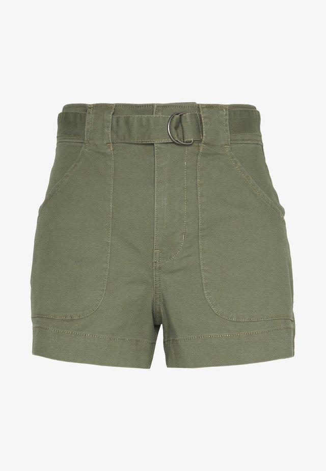 UHR FASHION - Shorts - olive