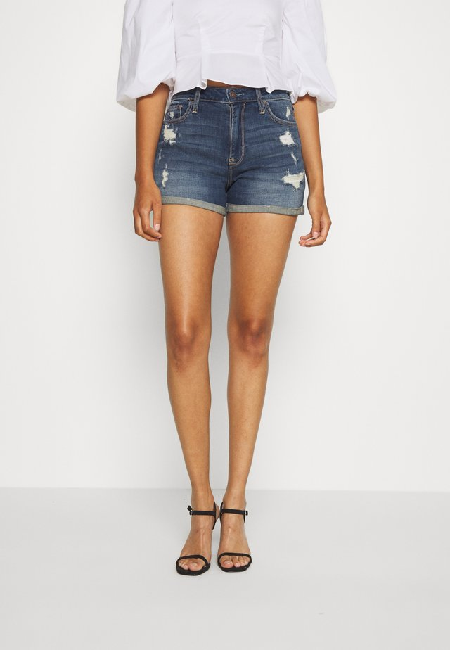Shorts vaqueros - dark