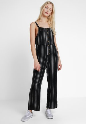 STRUCTURED - Tuta jumpsuit - black