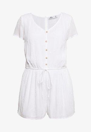 ROMPER - Tuta jumpsuit - white