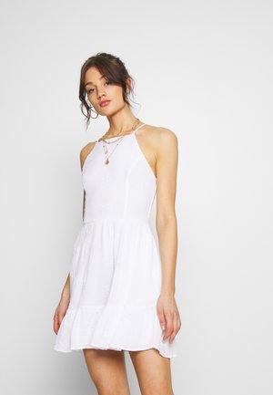 ROMPER - Day dress - white