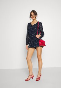Hollister Co. - LONG ROMPER - Combinaison - navy - 1