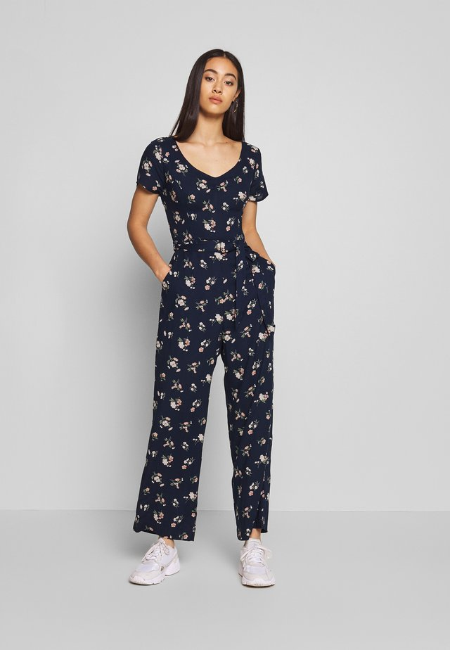 CHASE LONGER LENGTH - Overall / Jumpsuit - navy