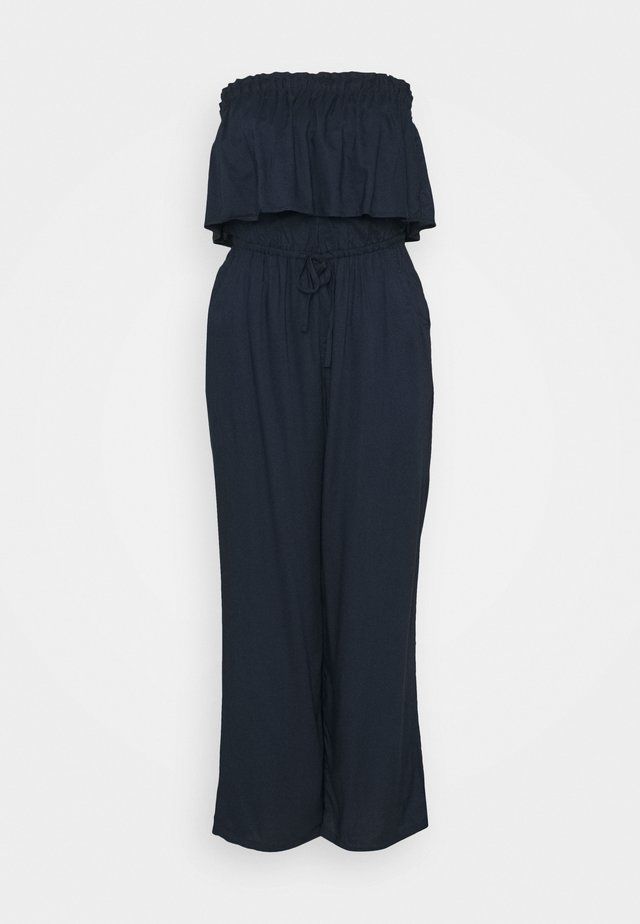 STRAPLESS - Overall / Jumpsuit - navy