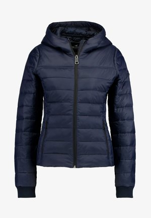 LIGHTWEIGHT PUFFER JACKET - Light jacket - navy