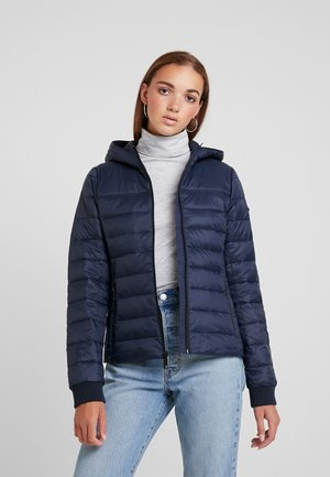 LIGHTWEIGHT PUFFER JACKET - Jas - navy